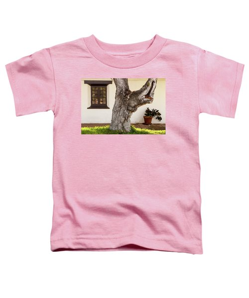 Mission Tree Toddler T-Shirt
