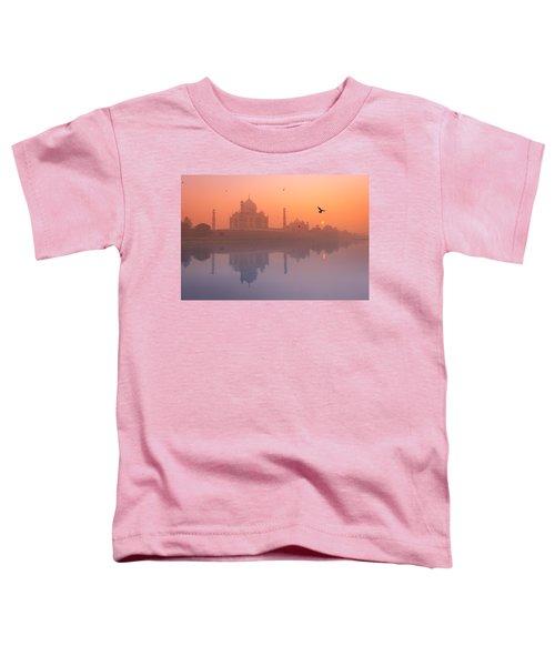 Misty Sunset Toddler T-Shirt