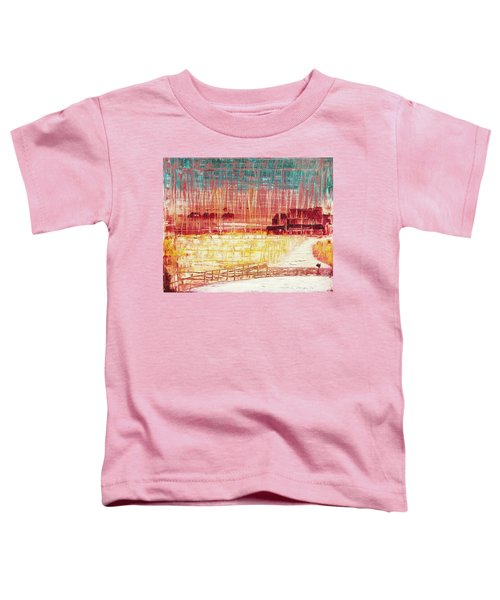 Mixville Road Toddler T-Shirt