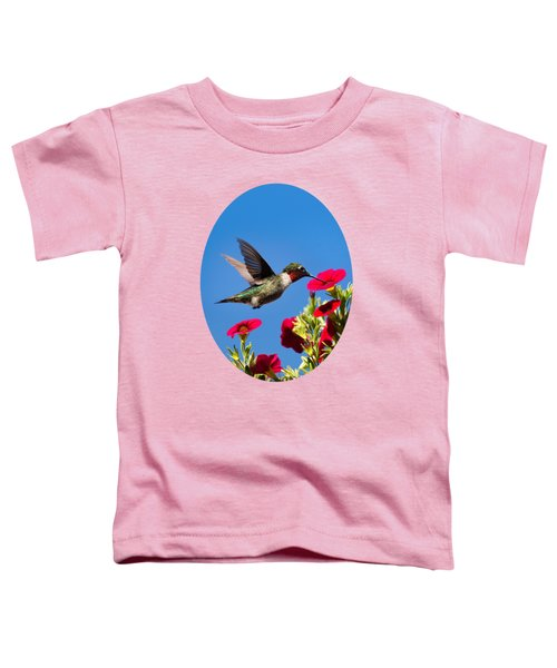 Moments Of Joy Toddler T-Shirt by Christina Rollo