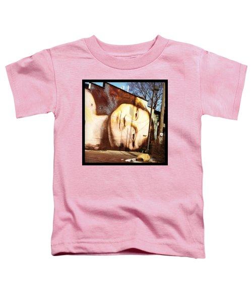 Mona's Facial Expression Toddler T-Shirt