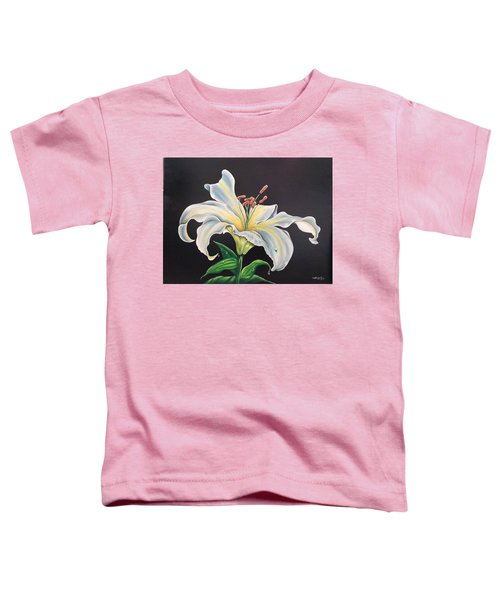 Moon Light Lilly Toddler T-Shirt