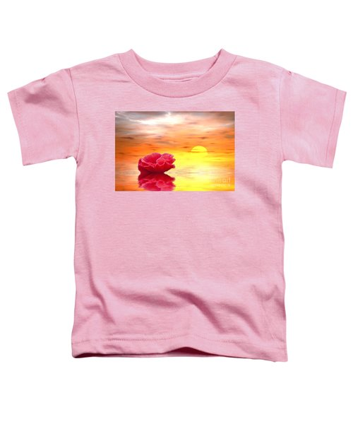 Morning Of Your Dreams Toddler T-Shirt