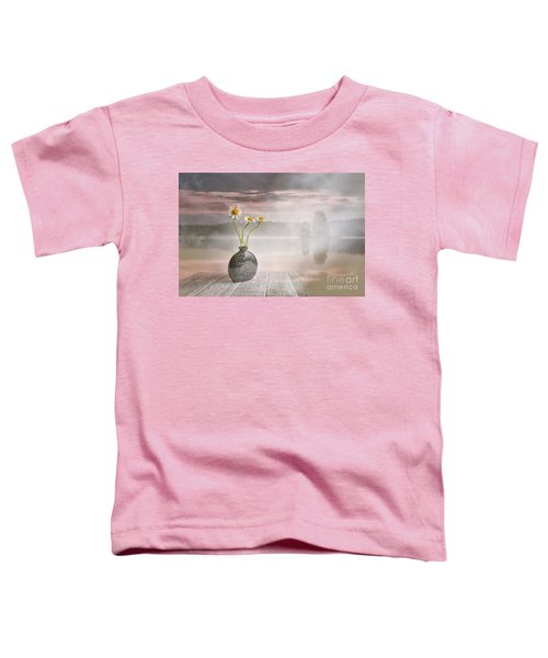 Morning On The Beach Toddler T-Shirt