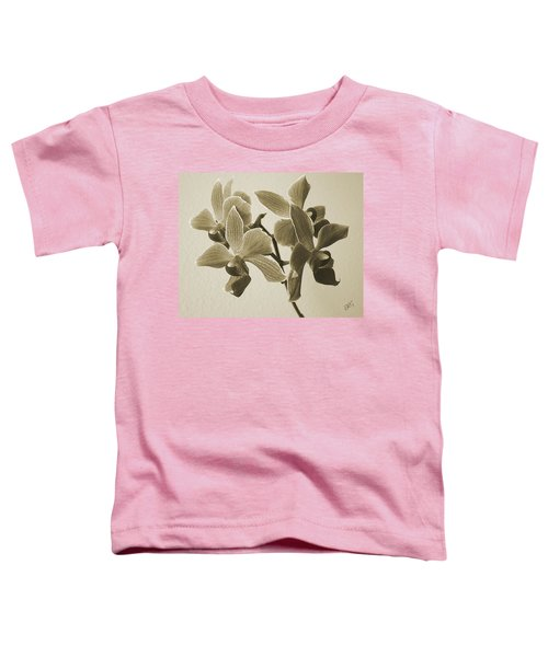 Morning Orchid Toddler T-Shirt