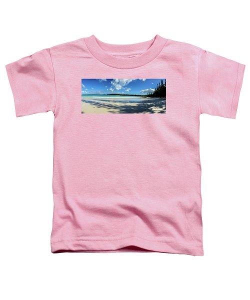 Morning Shadows Ile Des Pins Toddler T-Shirt