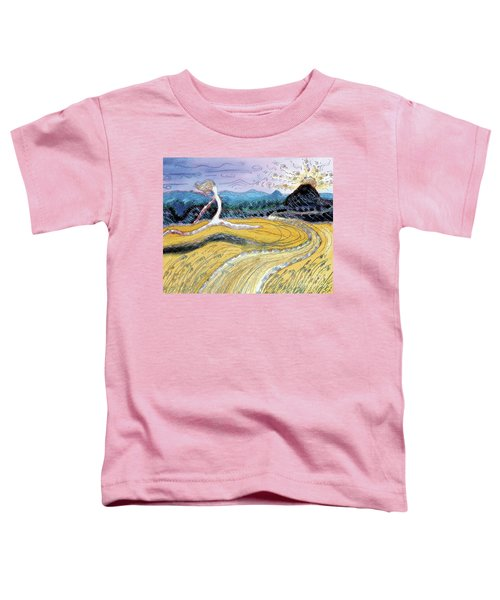 Morro Run Bliss Toddler T-Shirt