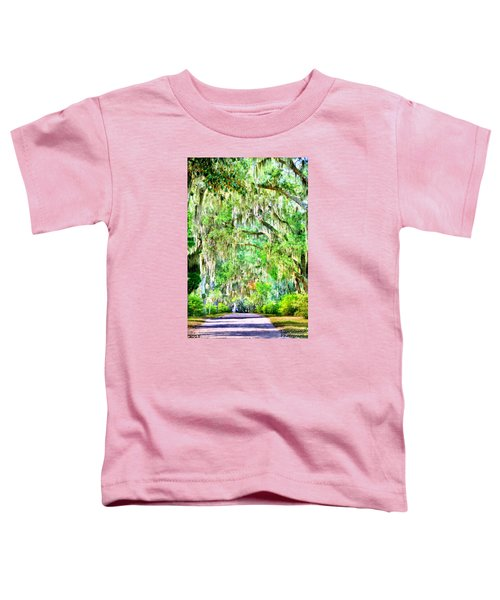 Mossy Oak Pathway H D R Toddler T-Shirt