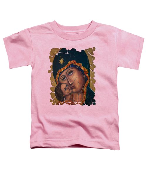 Mother Of God Fresco  Toddler T-Shirt