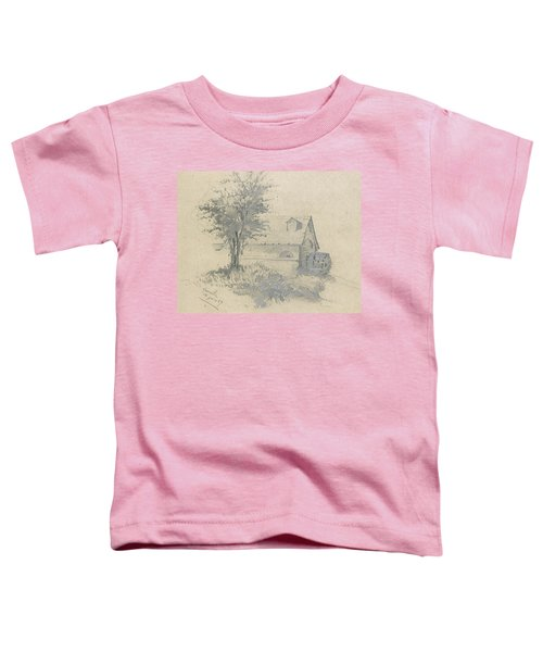 Moulin On The Lezarde Toddler T-Shirt