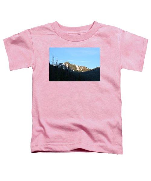 Mountain In Rocky Mountian Np Co Toddler T-Shirt