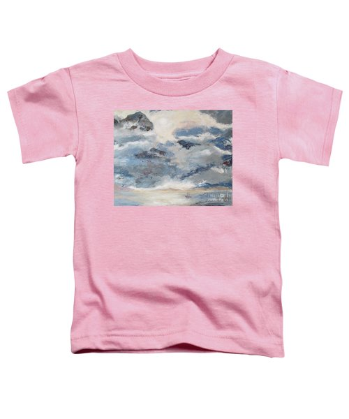 Mountain Mist Toddler T-Shirt