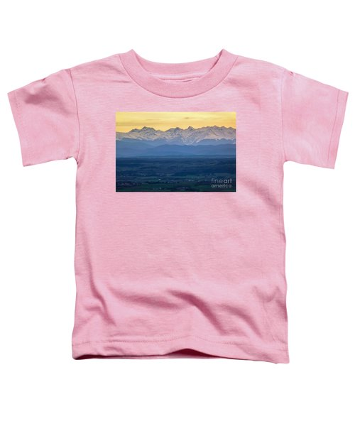 Mountain Scenery 15 Toddler T-Shirt