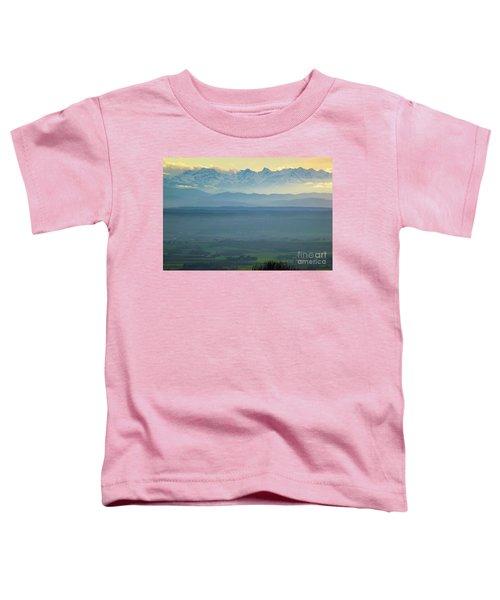Mountain Scenery 18 Toddler T-Shirt