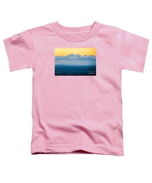 Mountain Scenery 7 Toddler T-Shirt