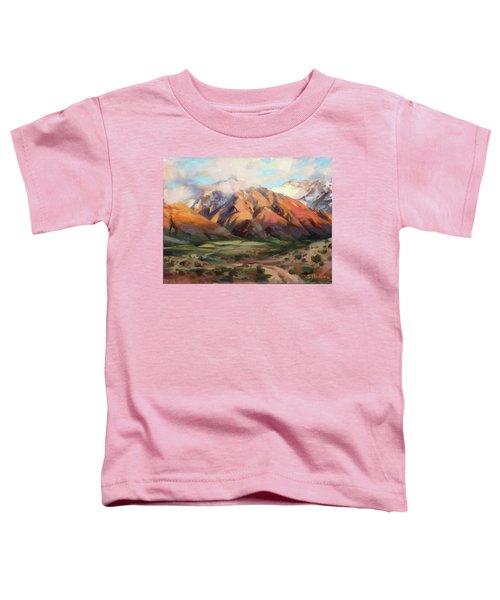 Mt Nebo Range Toddler T-Shirt