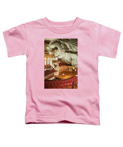 Palau De La Musica Catalana, Barcelona Toddler T-Shirt