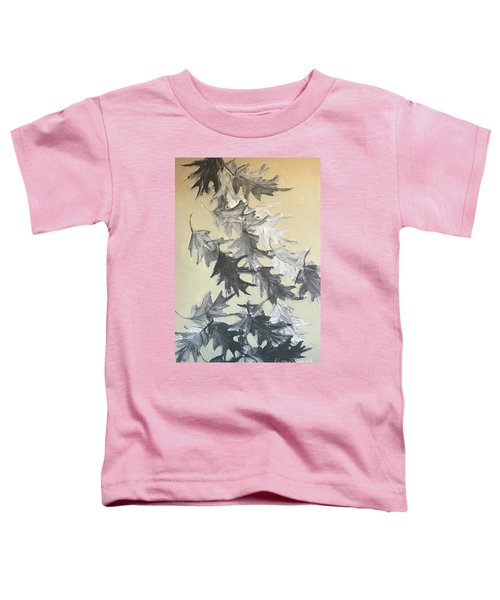 Natures Fallen Trash Toddler T-Shirt