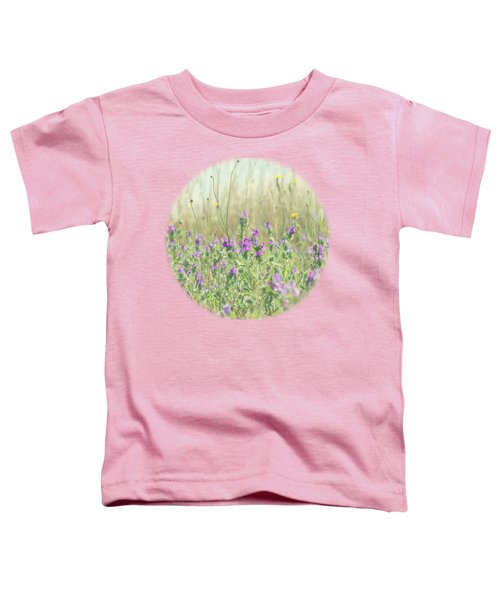 Toddler T-Shirt featuring the photograph Nature's Graffiti by Linda Lees