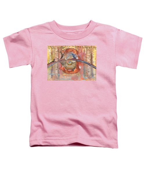 Nature's Reflection Toddler T-Shirt