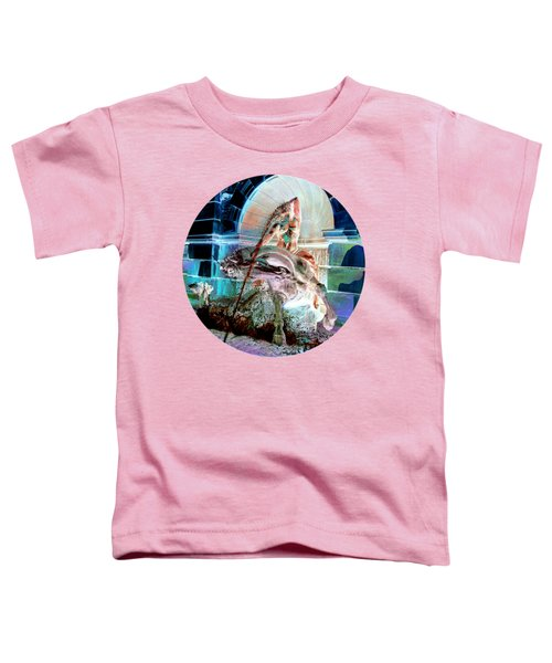 Neptune Nymph 3 Toddler T-Shirt