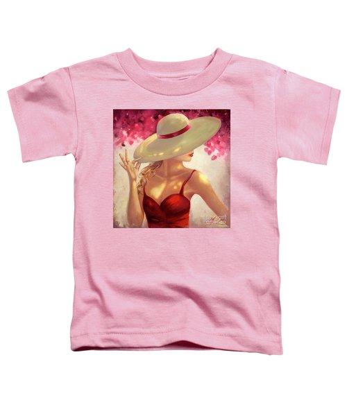 New Hat Toddler T-Shirt