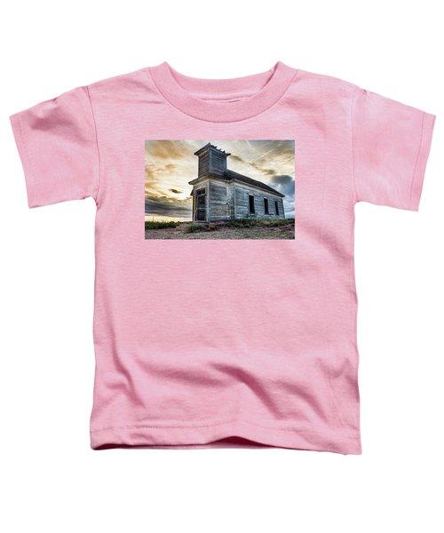 New Mexico Church #3 Toddler T-Shirt
