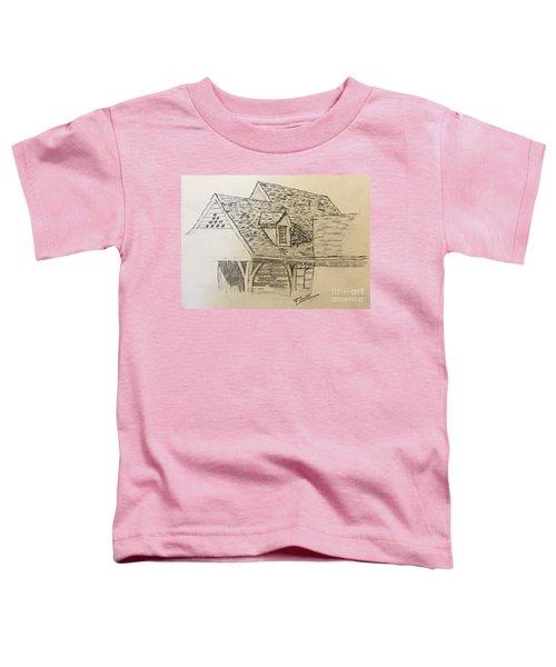 Nice Lines Toddler T-Shirt