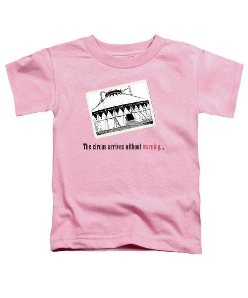 Night Circus Tee Toddler T-Shirt