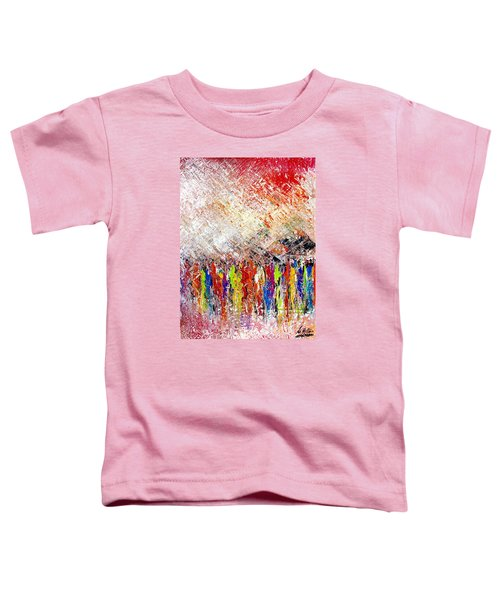 Night Covers Us Toddler T-Shirt
