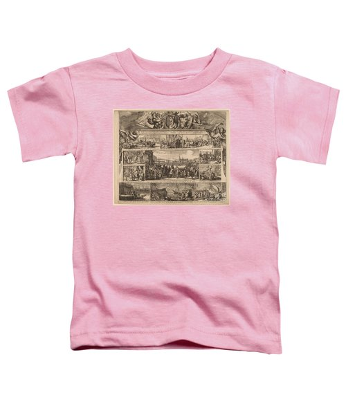 No Monarchy, No Popery Toddler T-Shirt