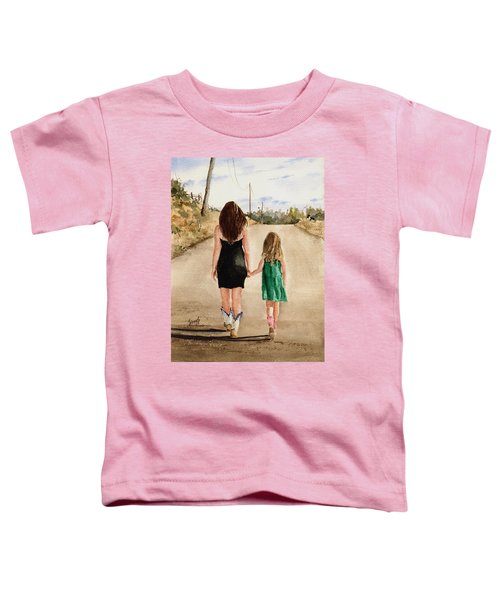 Northwest Oklahoma Sisters Toddler T-Shirt