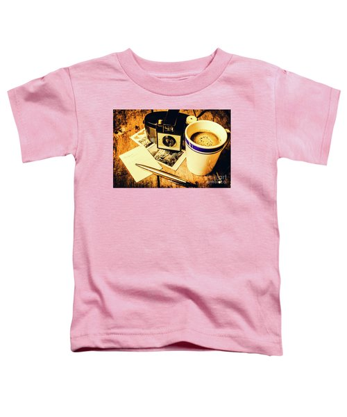 Notes Of Past Recollection Toddler T-Shirt