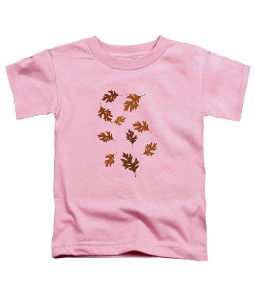 Oak Leaves Art Toddler T-Shirt