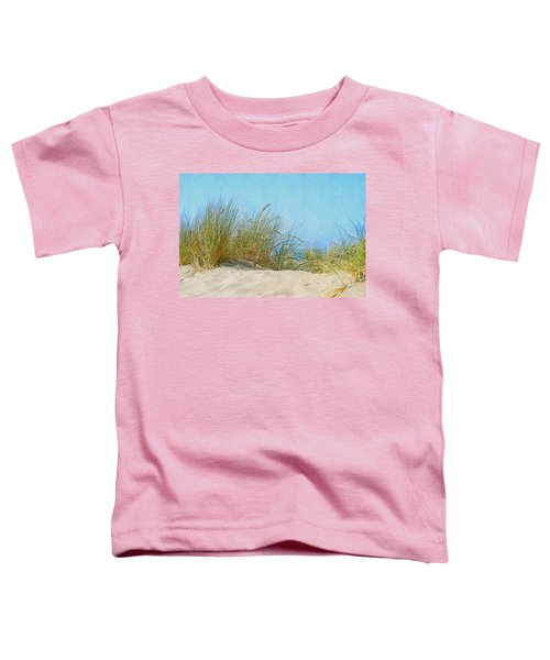 Ocean Beach Dunes Toddler T-Shirt