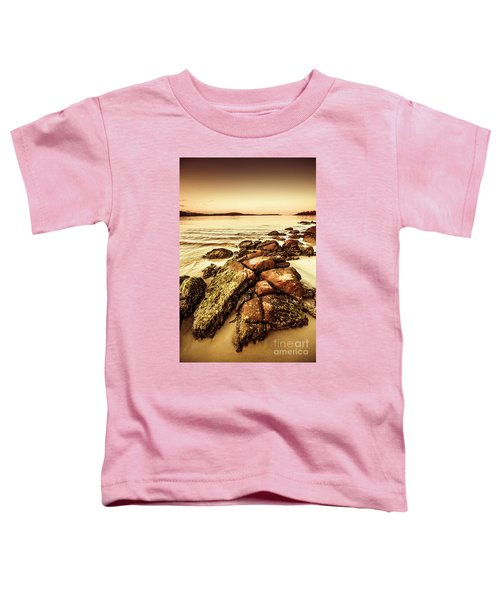 Oceanic Harmony Toddler T-Shirt