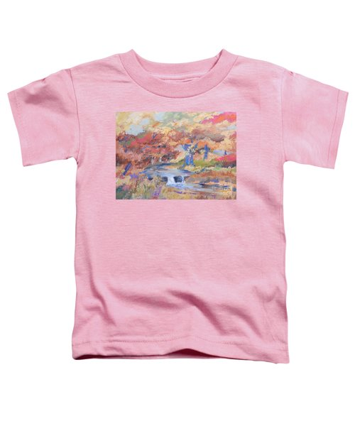 October Walk Toddler T-Shirt