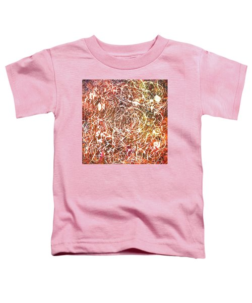 7-offspring While I Was On The Path To Perfection 7 Toddler T-Shirt