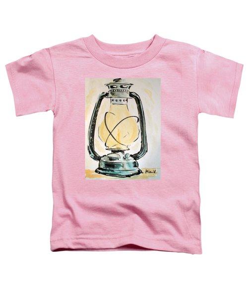 Oil Lamp Toddler T-Shirt