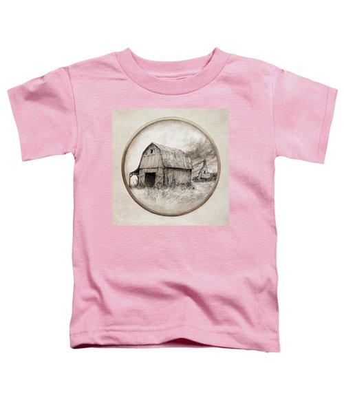 Old Barn Toddler T-Shirt
