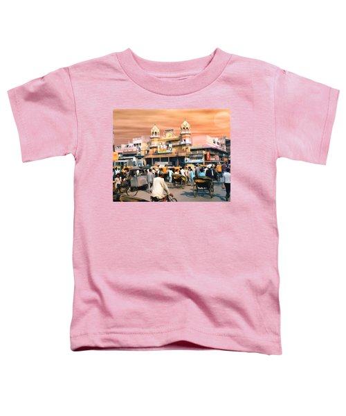 Old Dehli Toddler T-Shirt