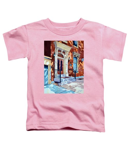 Old School Charm Toddler T-Shirt