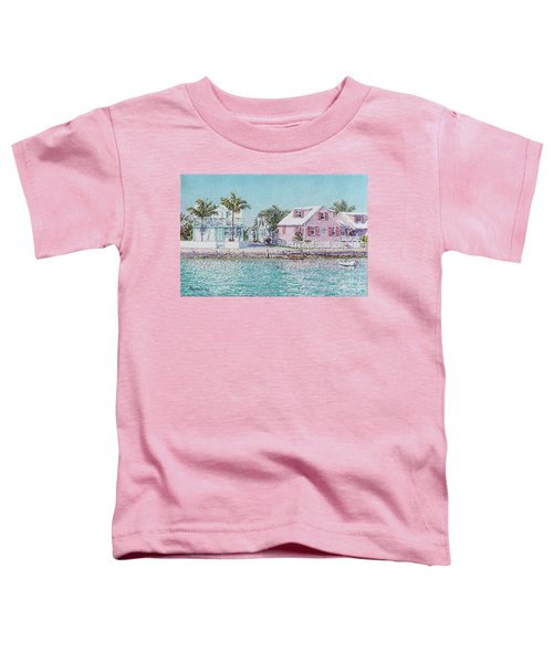 Old Spanish Wells Toddler T-Shirt