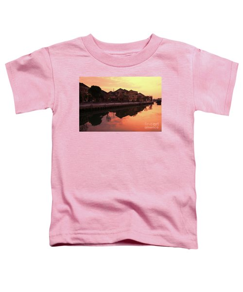 Old Town Early Morning  Hoi An Toddler T-Shirt