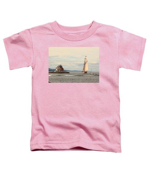 Olden Days Toddler T-Shirt
