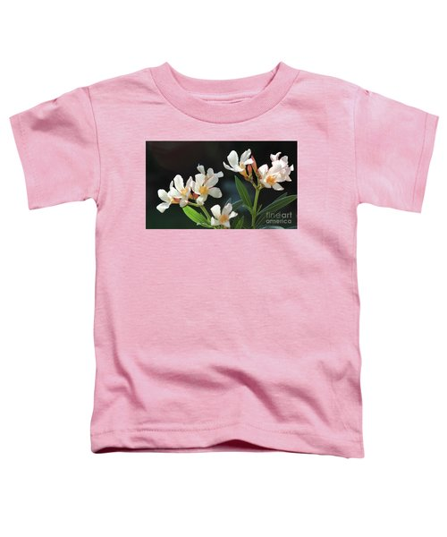 Oleander Petite Salmon 2 Toddler T-Shirt