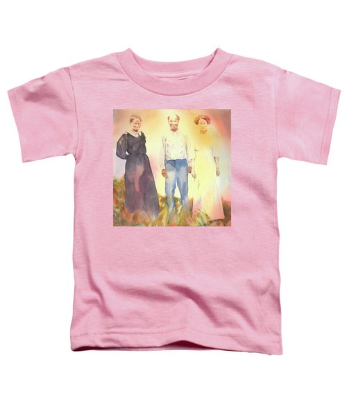 Olive, John And Anna Toddler T-Shirt