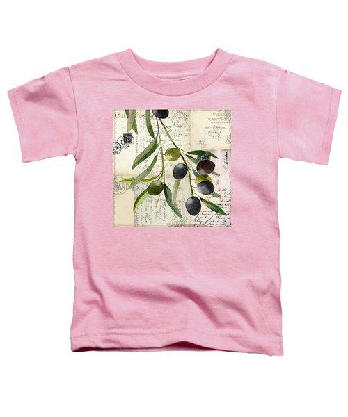 Olivia I Toddler T-Shirt