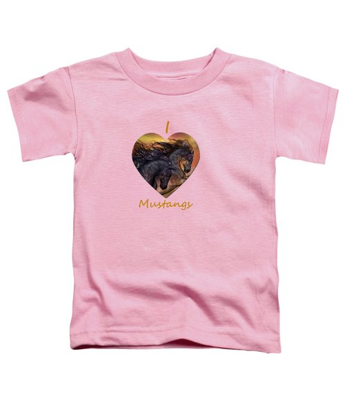 On Sugar Mountain Toddler T-Shirt