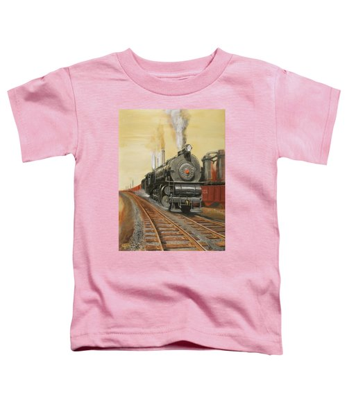 On The Great Steel Road Toddler T-Shirt